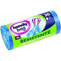 Handy Bag Bolsas de Basura, 30 l, con Autocierre - 15 Unidades