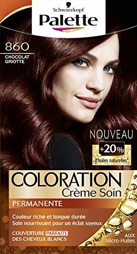Palette - Coloration Permanente Chocolat Griotte 860