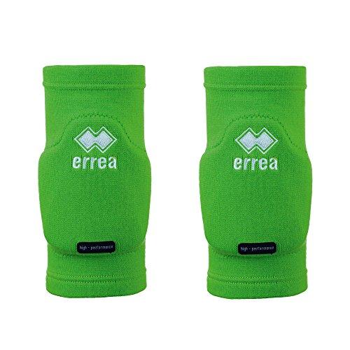 Erreà Volleyball Knieschoner Athena Farbe leuchtend grün / weiß size XL