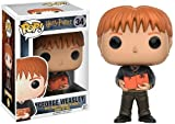 Funko George Weasley Figura de Vinilo, colección de Pop, seria Harry...