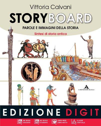 Storyboard.Il medioevo. Con Fascicolo