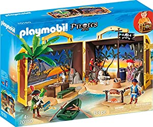 Playmobil 70150Pirates mitnehm de Isla Pirata