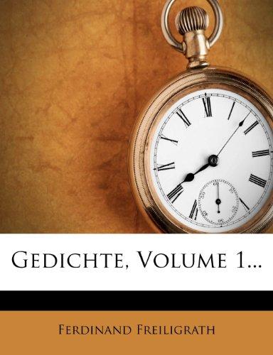 Gedichte von Ferdinand Freiligratiz