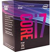 Intel Core i7-8700 Retail - (1151/Hex Core/3.20GHz/12MB/Coffee Lake/65W/Graphics)