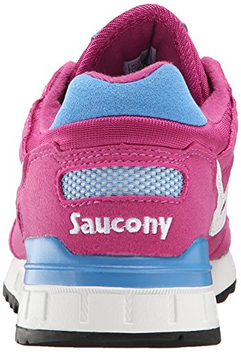 SAUCONY S60033-84 SHADOW 5000 fuxia blu scarpe donna sneakers rosa / blu