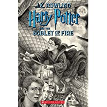 ‏‪Harry Potter and the Goblet of Fire by J. K. Rowling - Paperback‬‏