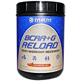 MRM, BCAA + G Reload, Post-Workout Recovery, Watermelon, 29.6 oz (840 g) MRM-71038