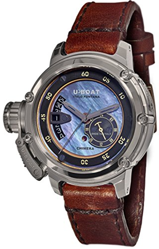 U-Boat Chimera Automatic Watch, Mother of pearl, 43mm, Limited Edition, 8099