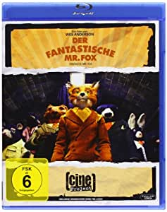 Der fantastische Mr. Fox - Cine Project [Blu-ray]
