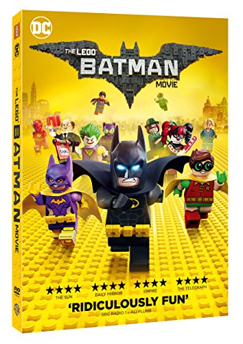 Image of The LEGO Batman Movie [Includes Digital Download] [DVD] [2017]