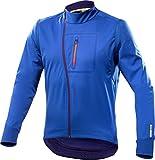 Mavic Ksyrium Elite Convertible Fahrrad Softshell Jacke / Weste blau 2018: Größe: XXL (58/60)