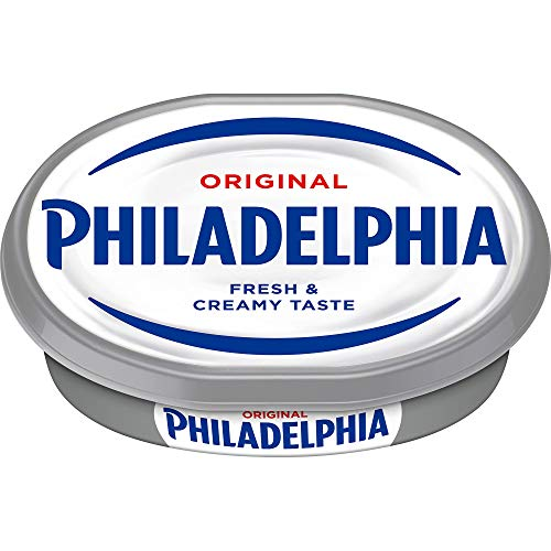 Philadelphia Original Soft White Cheese - Pack Size = 10x180g