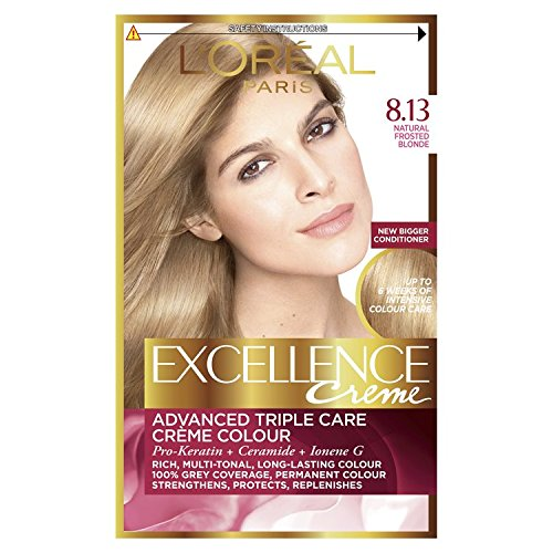 loreal-paris-excellence-813-natural-frosted-blonde-pack-of-3
