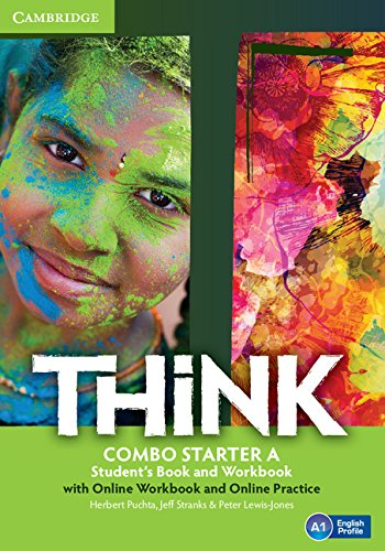 Think Starter Combo A with Online Workbook and Online Practice