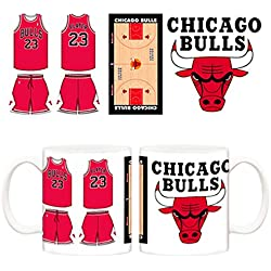 Taza NBA Chicago Bulls
