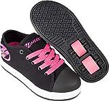 Heelys X2 Fresh Schuhe schwarz-schwarz-pink Mädchen Black/Pink, 30