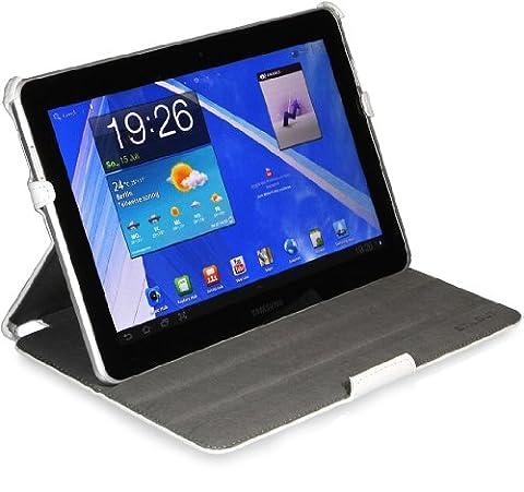 StilGut UltraSlim Case, Tasche mit Stand- und Präsentationsfunktion für Samsung