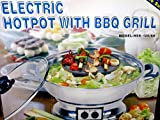 Speciale Hot Pot & BBQ Grill Electric, Electric Steam boat & Multi – Cooker immagine