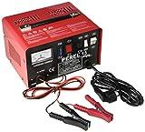 Perel AC1512/24V Cargador para baterías de plomo y ácido con función Boost, 300mm x 210mm x 185mm Dimensiones