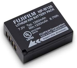 Fujifilm NP-W126, Batteria Ricaricabile agli Ioni di Litio