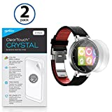 Alcatel OneTouch Armbanduhr Displayschutzfolie, BoxWave® [ClearTouch Crystal] HD Film Haut–Shields vor Kratzern für Alcatel OneTouch Armbanduhr