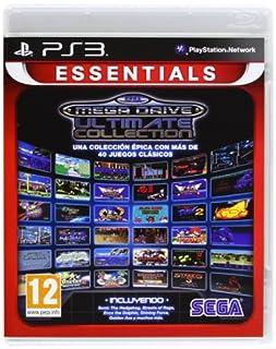 Sega Mega Drive - Ultimate Collection Essentials (B009A6YJ3Y) | Amazon price tracker / tracking, Amazon price history charts, Amazon price watches, Amazon price drop alerts