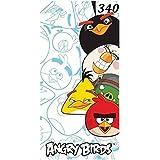 Niños ducha toalla 70x 140340Angry Birds