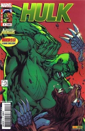 Hulk, Tome 8, 2012 :