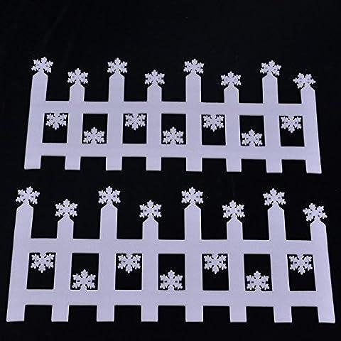 Autoadesivi di Natale decorazione EPE schiuma Natale ornamenti decorazioni di Natale in vetro porte e finestre recinzione recinzione wall stickers regali di Natale