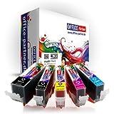 Pack 20 Canon compatible CLI-521 & PGI-520 Supérieure Qualité cartouches d'encre pour Canon Pixma Ip3600 / Ip4600 / Ip4600x / Ip4700 ; MP 980 / MP 990 / MP 540 / MP 550 / MP 560 / MP 620 / MP 630 / MP 640 / MP 640R ; MX860 / MX870