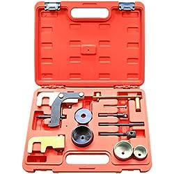 Best Q Engine Camshaft Timing Locking Set For Nissan, Renault dCi, Vauxhall/Opel 1.5, 1.9, 2.2, 2.5Di/DTi/CDTi - Belt Drive