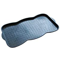 Boot Tray, Holds 3 pairs of muddy boots or shoes, 38 x 76 cm