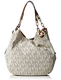 Michael Kors Fulton Large Logo Shoulder Bag - Bolso de hombro Mujer