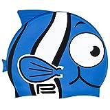 Prosske Kinder Badekappe Bademütze Fisch in vielen Farben und Motiven