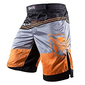 Hayabusa Kyoudo Prime Shorts Orange