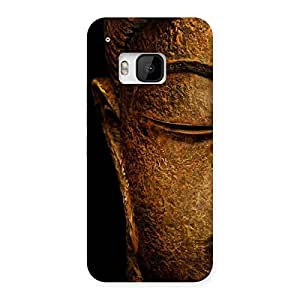 Gorgeous Lord Buddha Multicolor Back Case Cover for HTC One M9