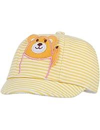 EOZY Babycap Basecap Kappe für Kinder Baumwolle Baseballmütze Hut Sonnenschutz