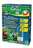 JBL ProFlora bio 80 Bio-CO2-Düngeanlage mit Mini-Diffusor für gesunden Pflanzenwuchs in Aquarien von 12-80 l