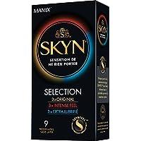 Manix SKYN Selection Kondome, 1er Pack (1 x 9 Stück) preisvergleich bei billige-tabletten.eu