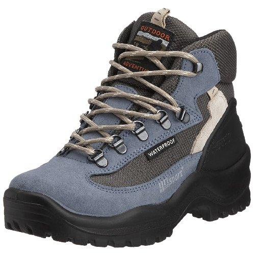 Grisport Women's Wolf Hiking Shoes Pale Blue 6 UK