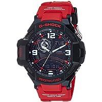 Casio G-Shock Analog-Digital Multi-Color Dial Men's Watch - GA-1000-4BDR (G542)