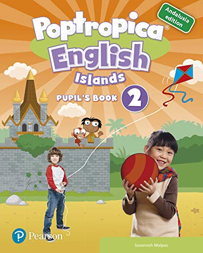 POPTROPICA ENGLISH ISLANDS 2 PUPIL'S PACK ANDALUCÍA