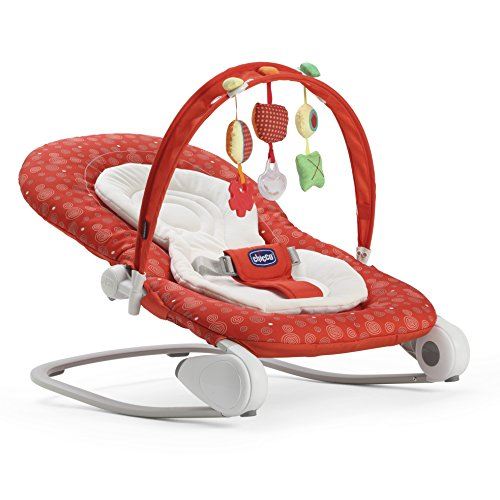 Chicco Schaukelwippe Hoopla, Red Berry