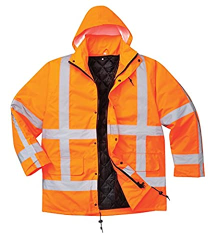Portwest R460 – Veste rws trafic, 3 XL, orange