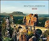 Deutschlandreise 2020 ? Fotokunst-Kalender von Berthold Steinhilber ? Querformat 58,4 x 48,5 cm ? Spiralbindung -
