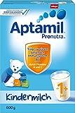 Aptamil Kindermilch 1+ ab 1 Jahr, 4er Pack (4 x 600 g) Bild