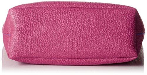 Betty Barclay Damen Schultertasche, 13x39x44 cm Pink (Pink (FUXIA))