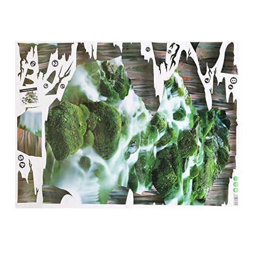 pinzhi-3d-stream-boden-wand-aufkleber-wandtattoo-wandbild-art-abziehbild-diy