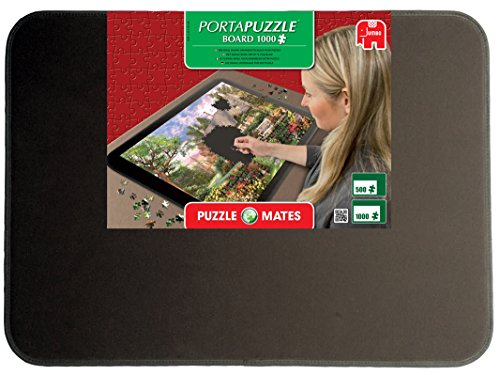 Jumbo - Porta Puzzle Board, 1000 Piezas (617957)
