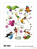 AG Design Wand Sticker DK 883 Disney Fairies